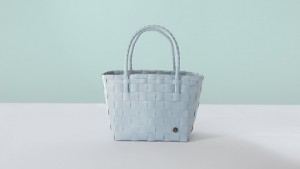 Handed By Shopper Paris Powder Blue
