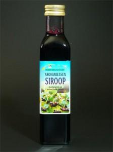 Aroniabessensiroop 250 ml