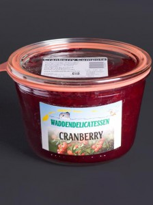 Cranberrycompote 335 gram