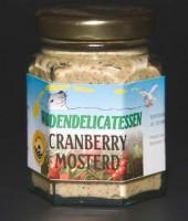 Cranberry Mosterd