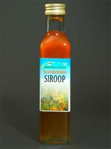 Duindoornsiroop 250 ml