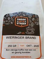 Koffie Wieringer brand