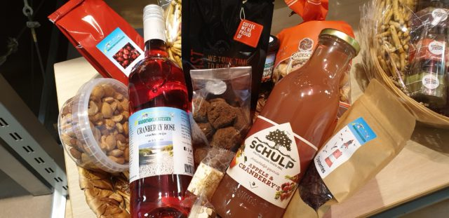 Geschenkpakket streekproducten en delicatessen